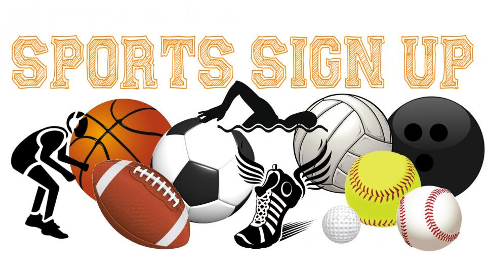 Sports Sign Up